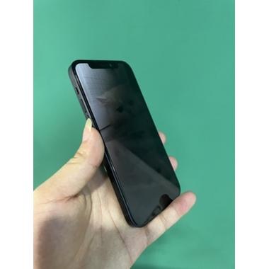 """Приватное (anti-spy) 3D защитное стекло на iPhone 12/12 Pro (6,1"""") Vpro 0,3 мм черная рамка, фото №7, добавлено пользователем"""