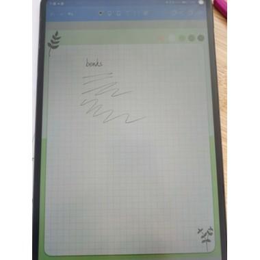 Защитная пленка для Huawei MatePad Pro 10,8 - серия PaperLike, фото №5, добавлено пользователем