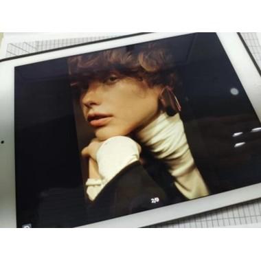 Защитное стекло для iPad Mini 3/4/5 - 0,3 мм OKR, фото №2, добавлено пользователем