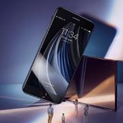 Защитное стекло для iPhone SE 2020/7/8 Черное 3D KR+Pro - фото 1