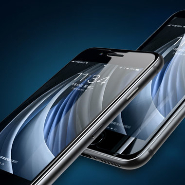 Benks Защитное стекло для  iPhone SE 2020/7/8 - 0.3 мм OKR+, фото №6