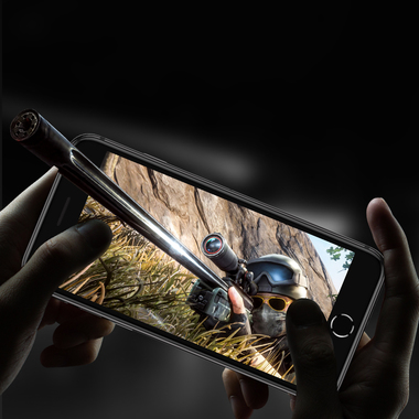 Benks Защитное стекло для iPhone SE 2020/7/8 Черное VPro, фото №23