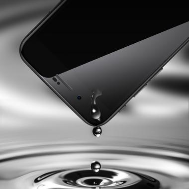 Benks Защитное стекло для iPhone SE 2020/7/8 Черное VPro, фото №22