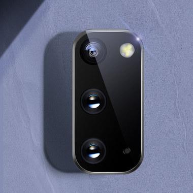Защитное стекло на камеру для Samsung Galaxy S20, фото №12