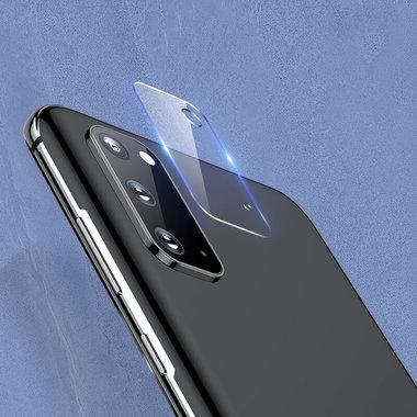 Защитное стекло на камеру для Samsung Galaxy S20, фото №11