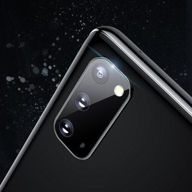 Защитное стекло на камеру для Samsung Galaxy S20, фото №10