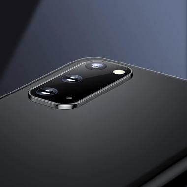 Защитное стекло на камеру для Samsung Galaxy S20, фото №8