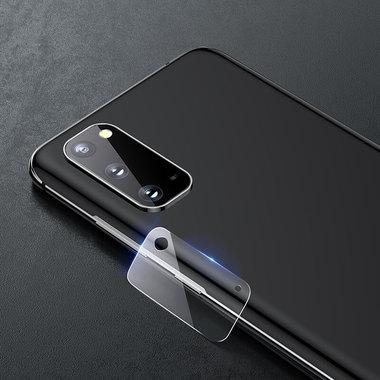 Защитное стекло на камеру для Samsung Galaxy S20, фото №1
