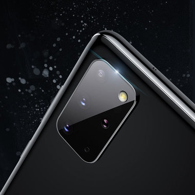 Защитное стекло на камеру для Samsung Galaxy S20 Plus, фото №5