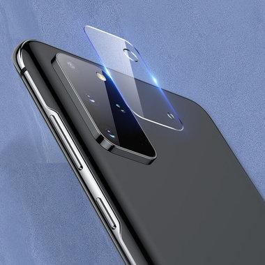 Защитное стекло на камеру для Samsung Galaxy S20 Plus, фото №7