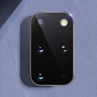 Защитное стекло на камеру для Samsung Galaxy S20 Plus, 2 шт.