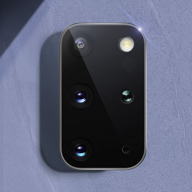 Защитное стекло на камеру для Samsung Galaxy S20 Plus, фото №1