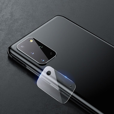 Защитное стекло на камеру для Samsung Galaxy S20 Plus, фото №9