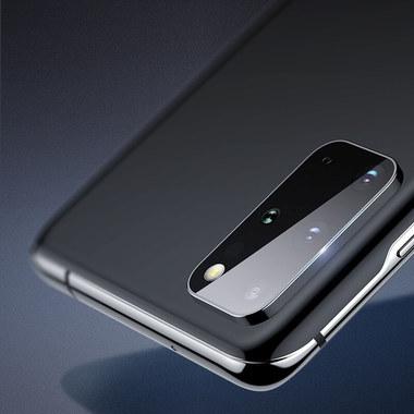 Защитное стекло на камеру для Samsung Galaxy S20 Plus, фото №10