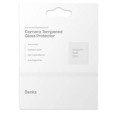 Защитное стекло на камеру для Samsung Galaxy S20 Plus, фото №11