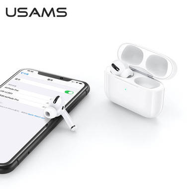 Беспроводные bluetooth 5.0 наушники TWS Earbuds Usams US-YB001 (BHUYB01) (6958444903972), фото №5