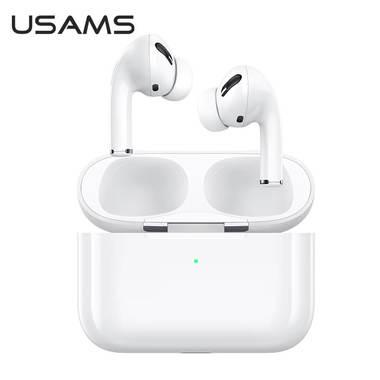 Беспроводные bluetooth 5.0 наушники TWS Earbuds Usams US-YB001 (BHUYB01) (6958444903972), фото №7