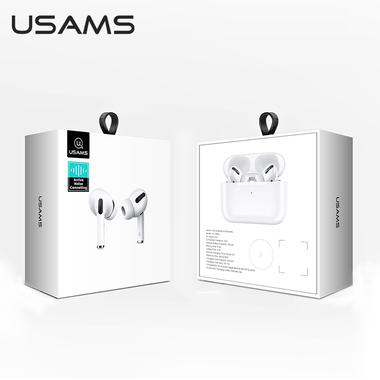 Беспроводные bluetooth 5.0 наушники TWS Earbuds Usams US-YS001 (6958444988689), фото №7
