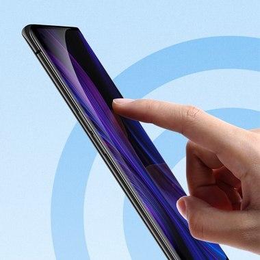 Защитное стекло для Xiaomi Mi10 / 10 Pro 3D, Anti Blue толщина 0,3mm, фото №8