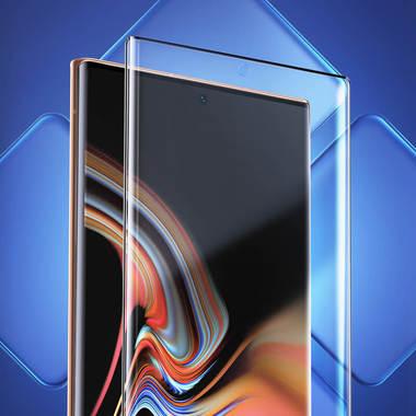 Benks защитное стекло для Samsung Galaxy Note 20 Ultra 3D XPro 0,3 мм., фото №1