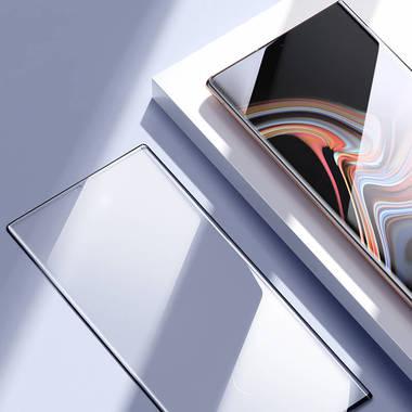 Benks защитное стекло для Samsung Galaxy Note 20 Ultra 3D XPro 0,3 мм., фото №11
