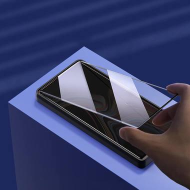 Benks защитное стекло для Samsung Galaxy Note 20 3D XPro 0,3 мм., фото №2