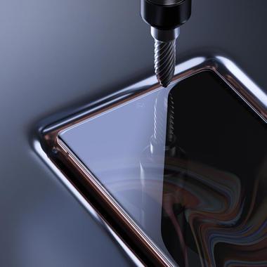 Benks защитное стекло для Samsung Galaxy Note 20 3D XPro 0,3 мм., фото №4