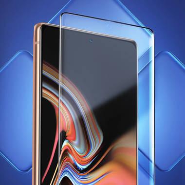 Benks защитное стекло для Samsung Galaxy Note 20 3D XPro 0,3 мм., фото №7