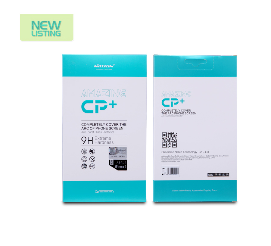 CPE+ Nillkin tempered glass