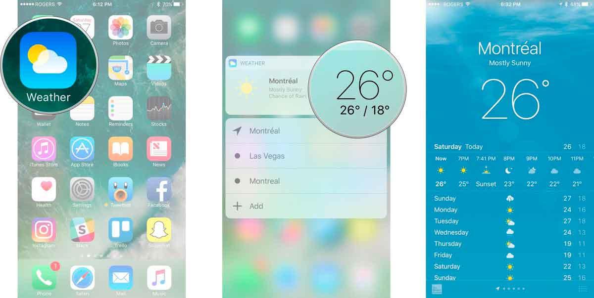 настройка новой функции в айфоне 6