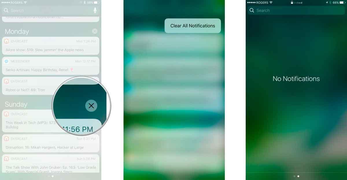 как включить 3D touch на iphone 6