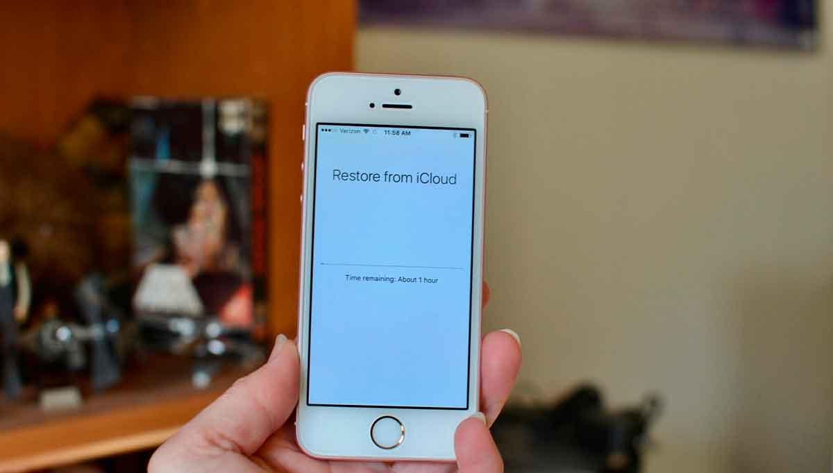 инструкция по восстановлению айфона