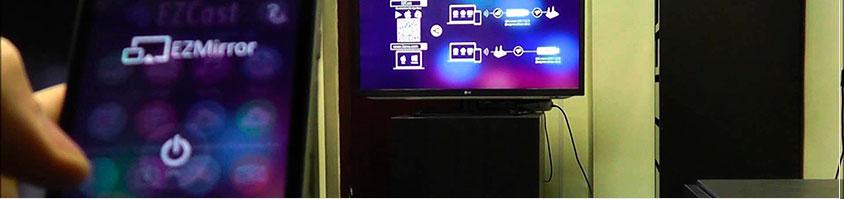 Как транслировать видео с телефона на телевизор или ...