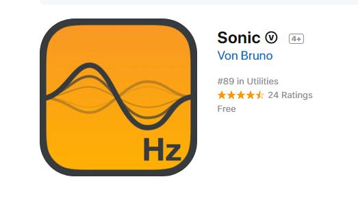 приложение Snoic скриншот из appstore