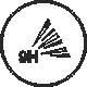 иконка преимуществ экологичных и безопасных материалов ударопрочных чехлов для айфона 7