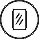 иконка преимуществ сопоставимости бронечехла для айфона 7 с 3Д стеклами